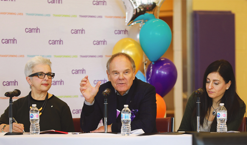 CAMH Dragons Den