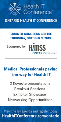 HiMSS IT conference