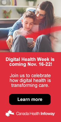 Infoway Digital Health Week