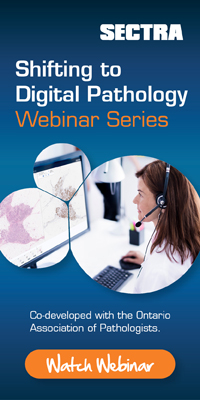 Sectra pathology webinar