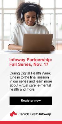 Infoway Partnership Fall Series